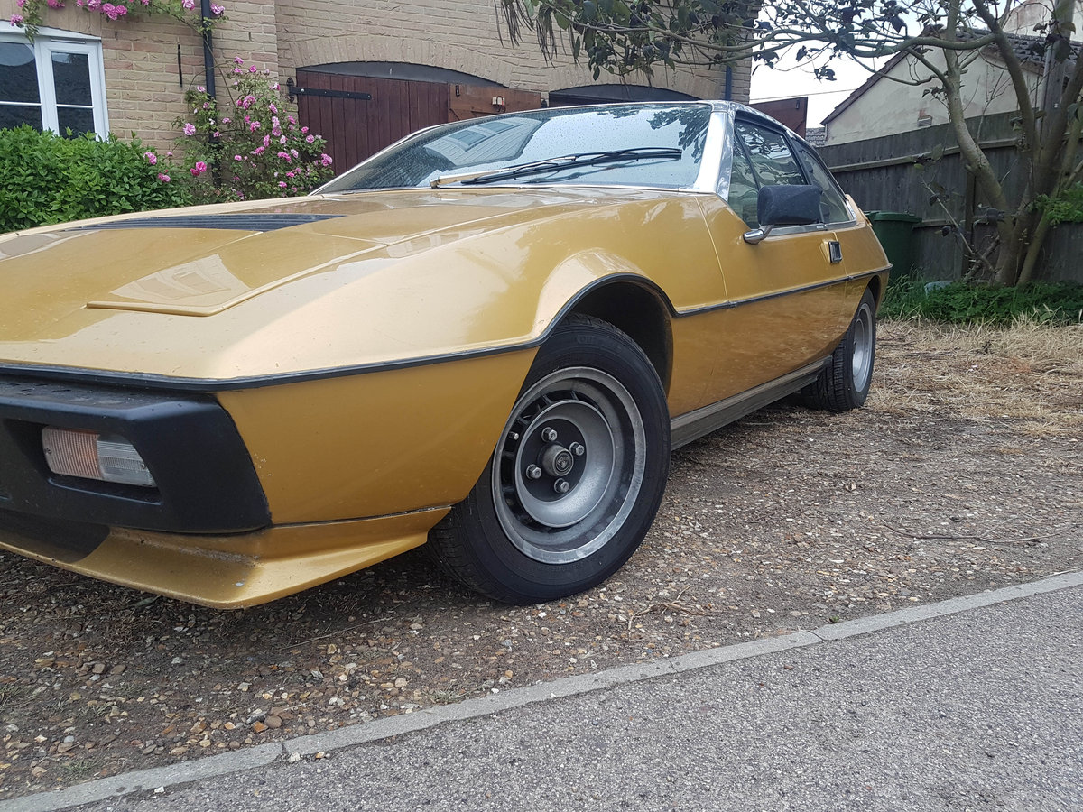 1979 Lotus Eclat SOLD (picture 2 of 6)