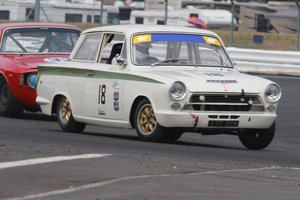 1963 FIA Lotus Cortina Race Car Fresh engine build