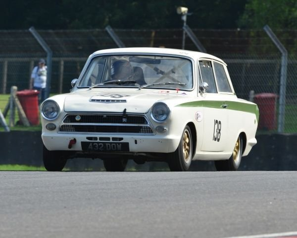 1963 FIA Lotus Cortina Race Car Fresh engine build For Sale (picture 5 of 6)