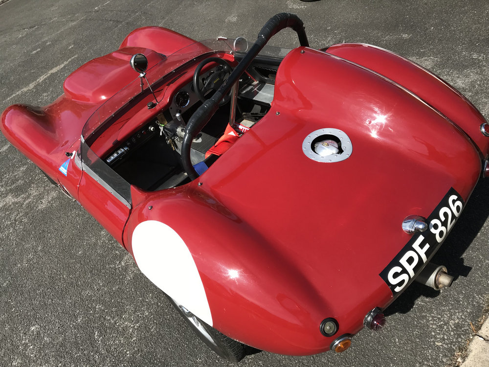 1972 Lotus-Lola SOLD (picture 2 of 6)