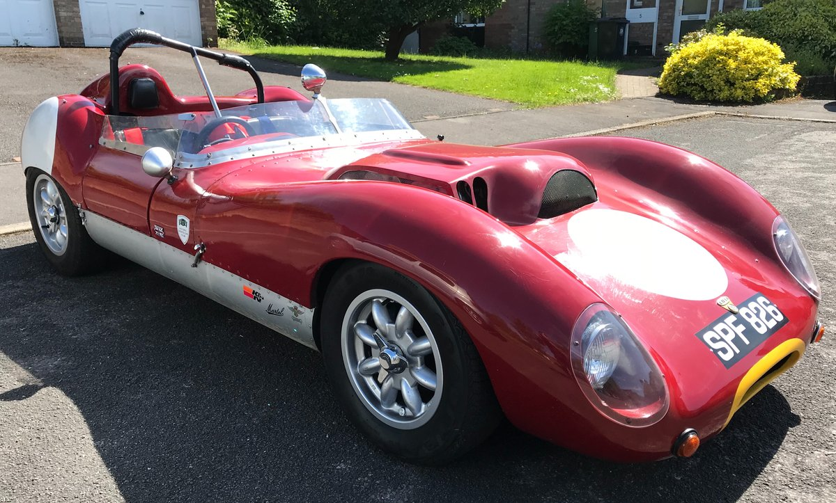 1972 Lotus-Lola SOLD (picture 1 of 6)