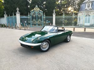 1967 - Lotus Elan S3 For Sale by Auction