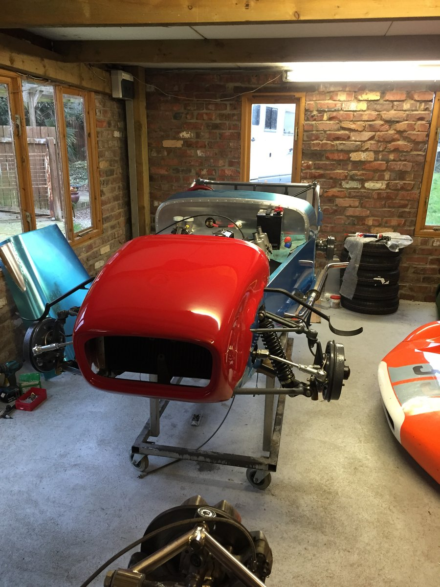 1969 Lotus  Seven S3  (Holbay Spec.) For Sale (picture 5 of 6)
