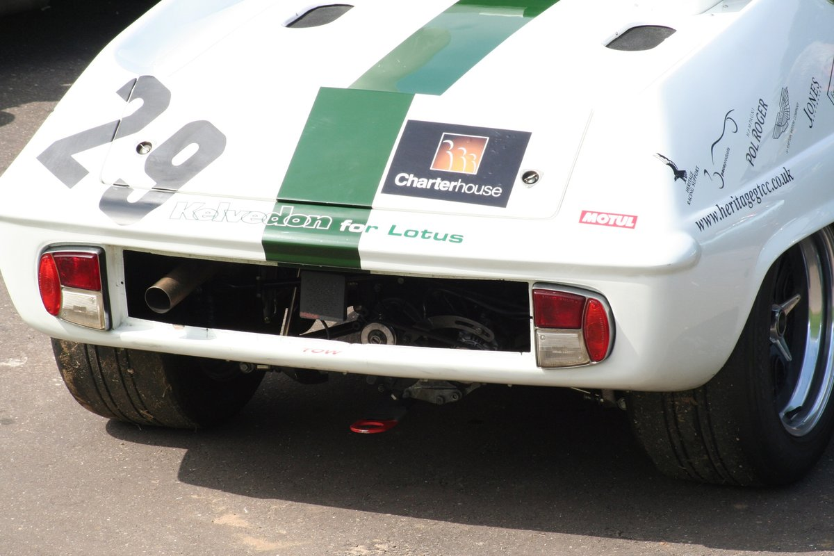 1967 Lotus 47GT 04/78 - John Miles / Jackie Oliver For Sale (picture 6 of 6)