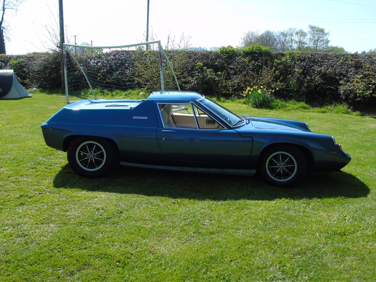 Lotus Europa 1972 Twincam *** NOW SOLD*** For Sale (picture 2 of 6)