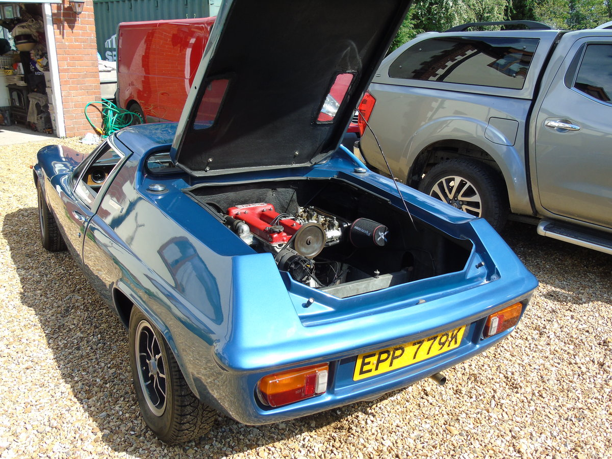 Lotus Europa 1972 Twincam *** NOW SOLD*** For Sale (picture 6 of 6)