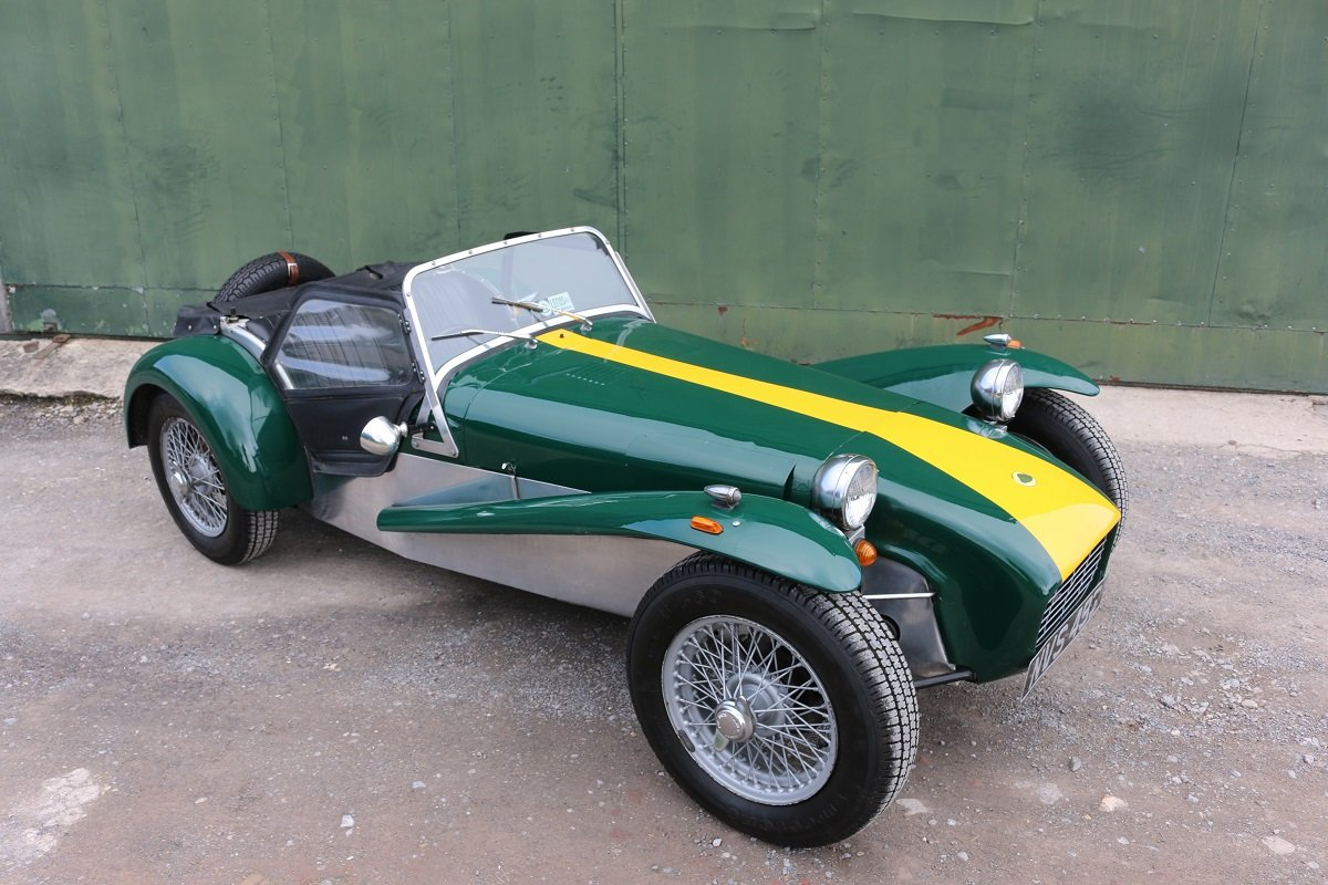 1962 LOTUS SEVEN For Sale (picture 1 of 6)