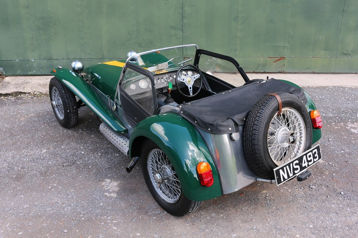 1962 LOTUS SEVEN For Sale (picture 2 of 6)
