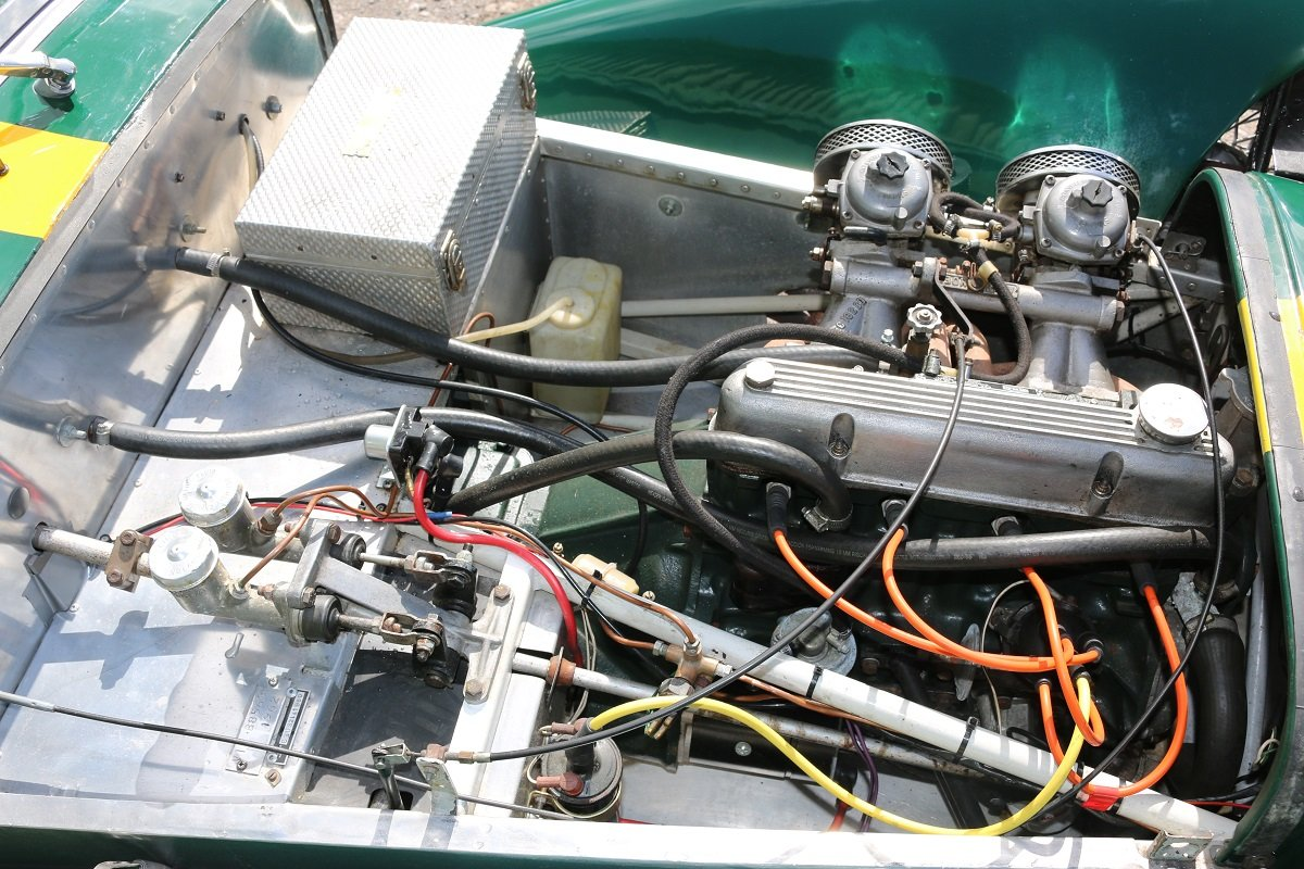1962 LOTUS SEVEN For Sale (picture 4 of 6)