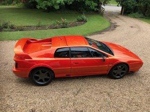 1999 Lotus Esprit V8 Twin turbo For Sale