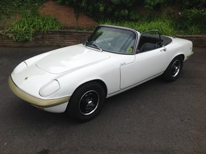 1967 Lotus Elan DHC S3 For Sale