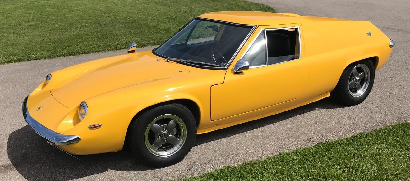 1968 COMING SOON-LOTUS EUROPA SERIES 2 For Sale (picture 1 of 6)