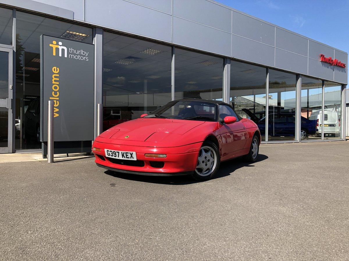 1989 Lotus Elan SE For Sale (picture 1 of 6)