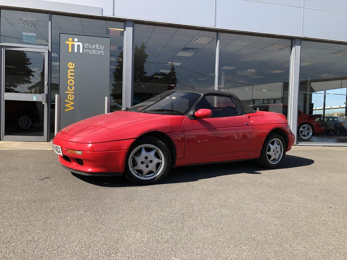 1989 Lotus Elan SE For Sale (picture 2 of 6)