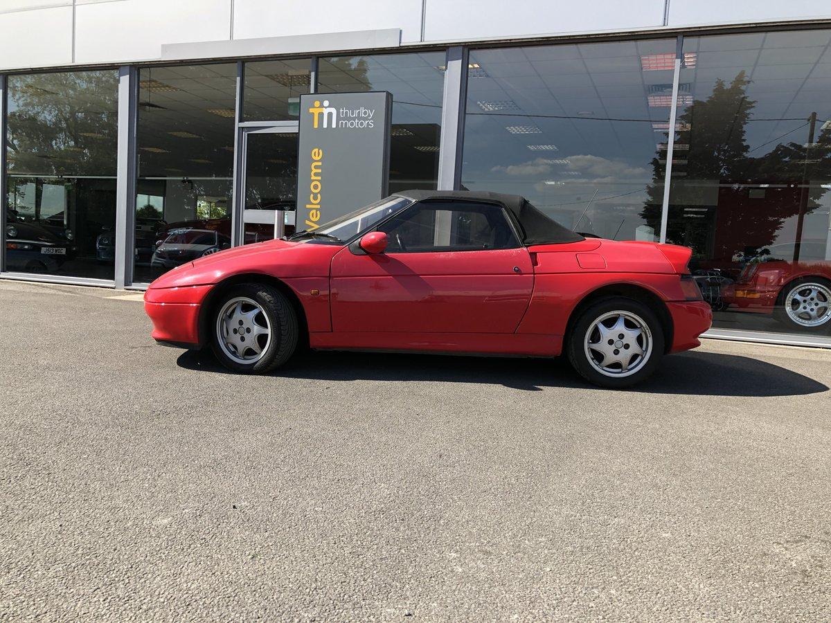 1989 Lotus Elan SE For Sale (picture 3 of 6)