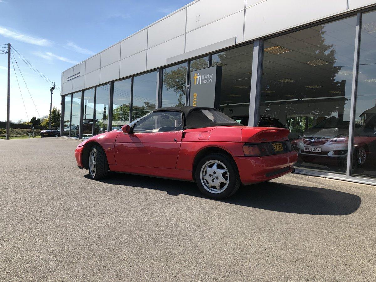 1989 Lotus Elan SE For Sale (picture 4 of 6)
