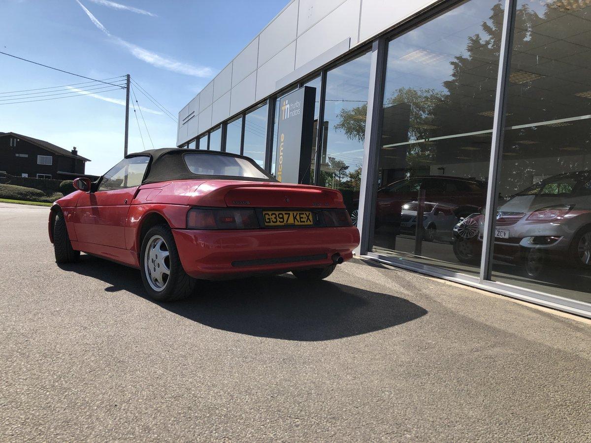 1989 Lotus Elan SE For Sale (picture 5 of 6)