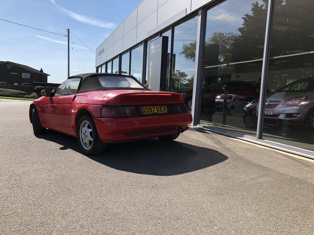 1989 Lotus Elan SE For Sale (picture 6 of 6)