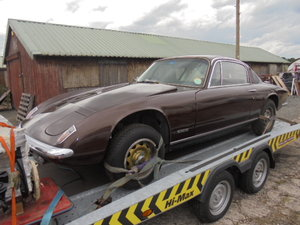Lotus Elan + 2 1969 Project For Sale