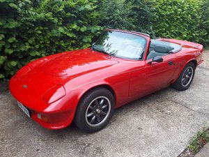 1987 Evante, the 1980s evolution of the Lotus Elan For Sale