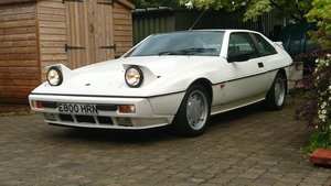 1988 LOTUS EXCEL SE white For Sale