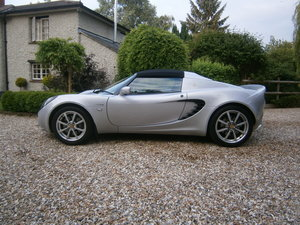 2005 LOTUS ELISE 111R 16V TOURING VERY LOW MILES  EXCELLENT CAR For Sale