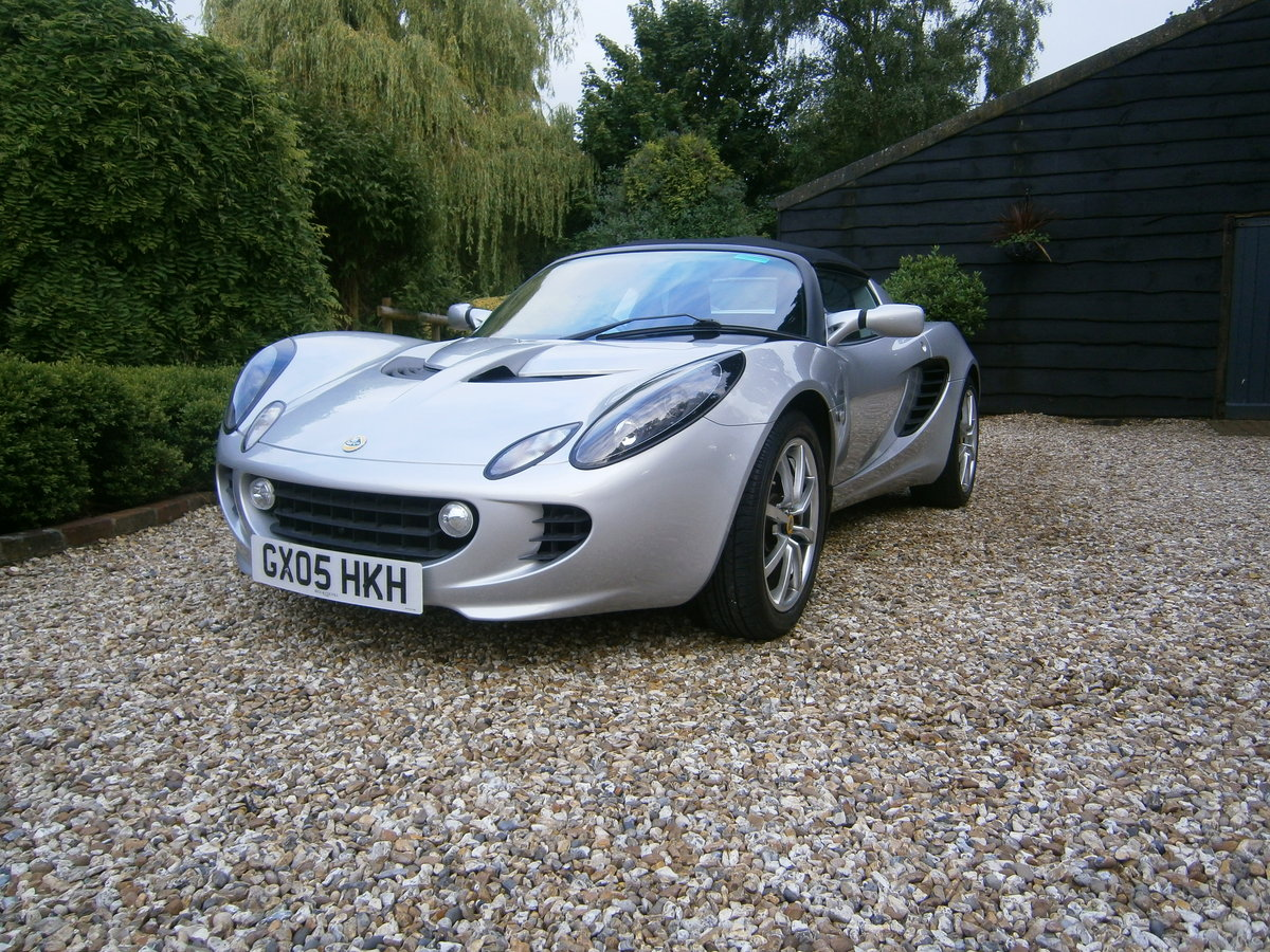 2005 LOTUS ELISE 111R 16V TOURING VERY LOW MILES  EXCELLENT CAR For Sale (picture 2 of 6)