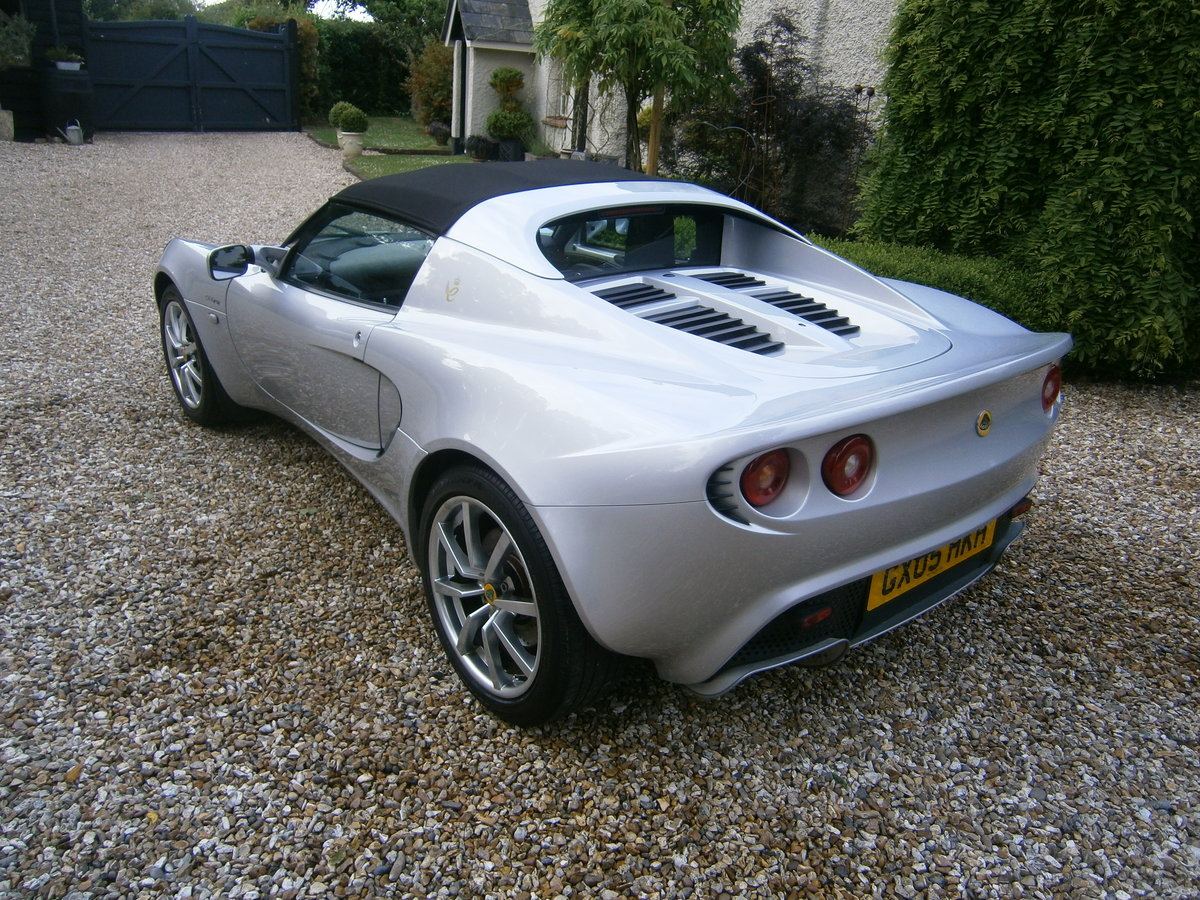 2005 LOTUS ELISE 111R 16V TOURING VERY LOW MILES  EXCELLENT CAR For Sale (picture 3 of 6)
