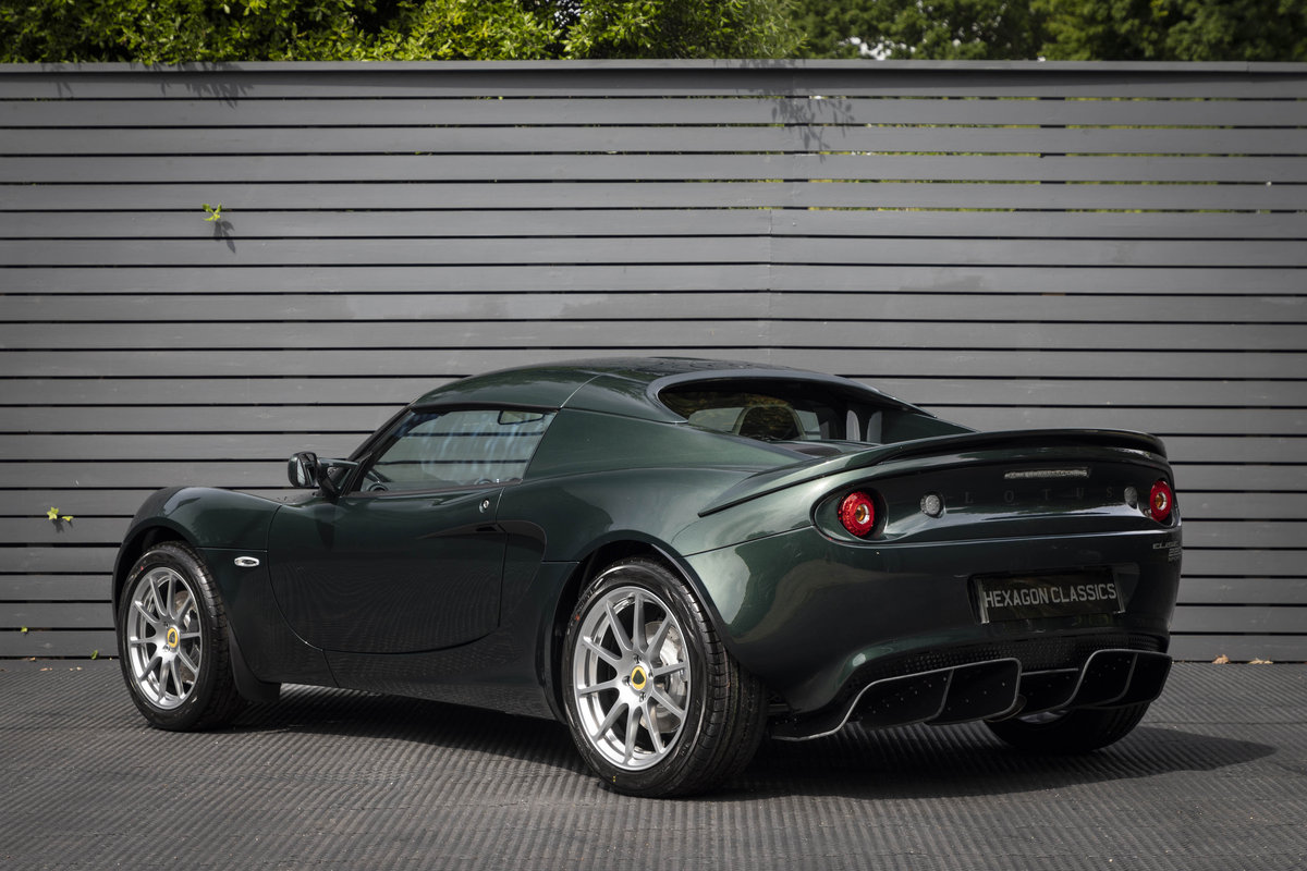 2019 LOTUS ELISE 220 SPORT  (NEW) SOLD (picture 2 of 24)