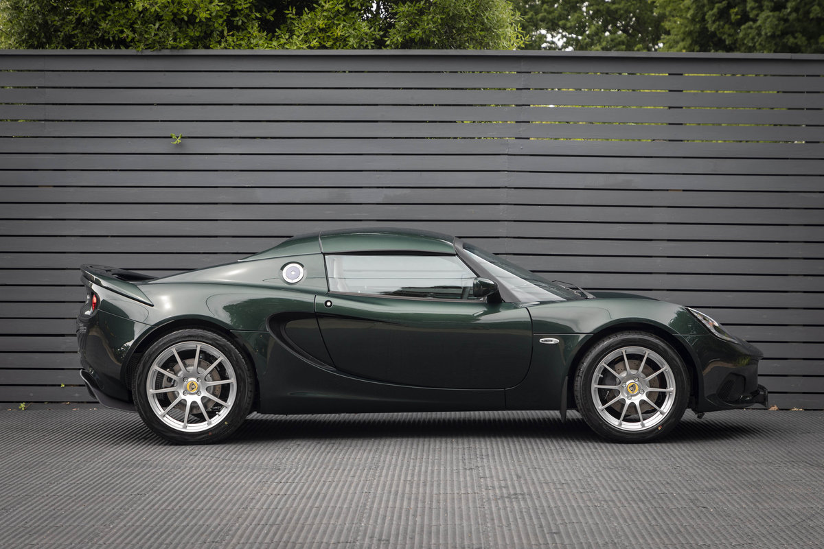 2019 LOTUS ELISE 220 SPORT  (NEW) SOLD (picture 3 of 24)