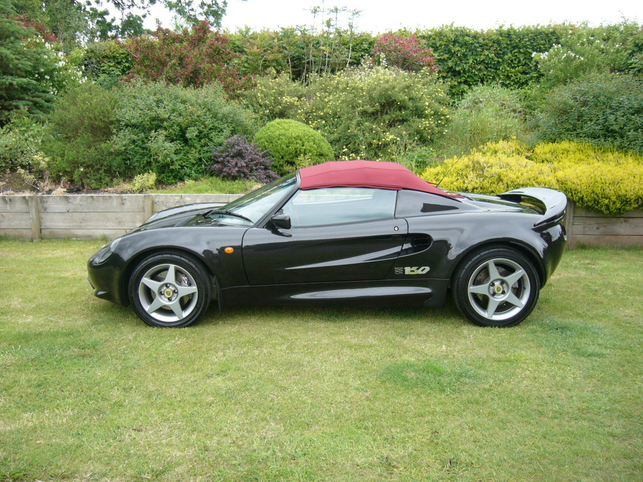 2000 Lotus Elise S1 Sport 160 (SVA) SOLD (picture 6 of 6)