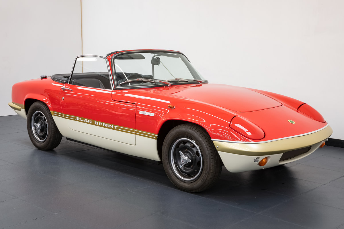 LOTUS ELAN SPRINT DHC For Sale (picture 1 of 6)
