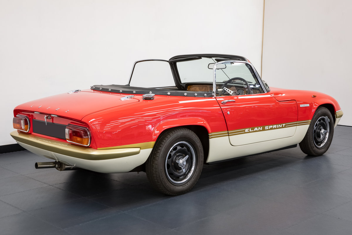 LOTUS ELAN SPRINT DHC For Sale (picture 2 of 6)