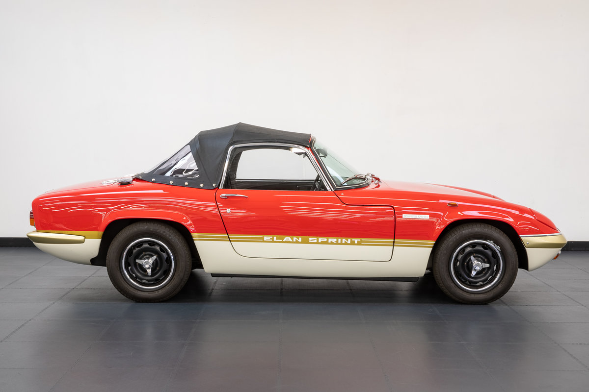 LOTUS ELAN SPRINT DHC For Sale (picture 3 of 6)