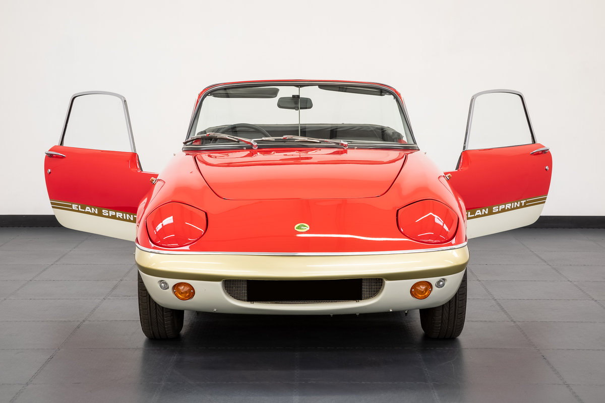 LOTUS ELAN SPRINT DHC For Sale (picture 4 of 6)