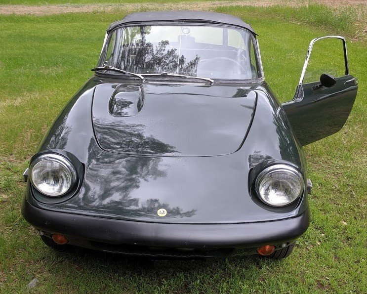 1969 COMING SOON - LOTUS ELAN SERIES 4 DROPHEAD   For Sale (picture 1 of 1)