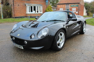 2000 ELISE SPORT 160 - SVA VERSION, 1 OF 50, FSH, NEW MOT For Sale