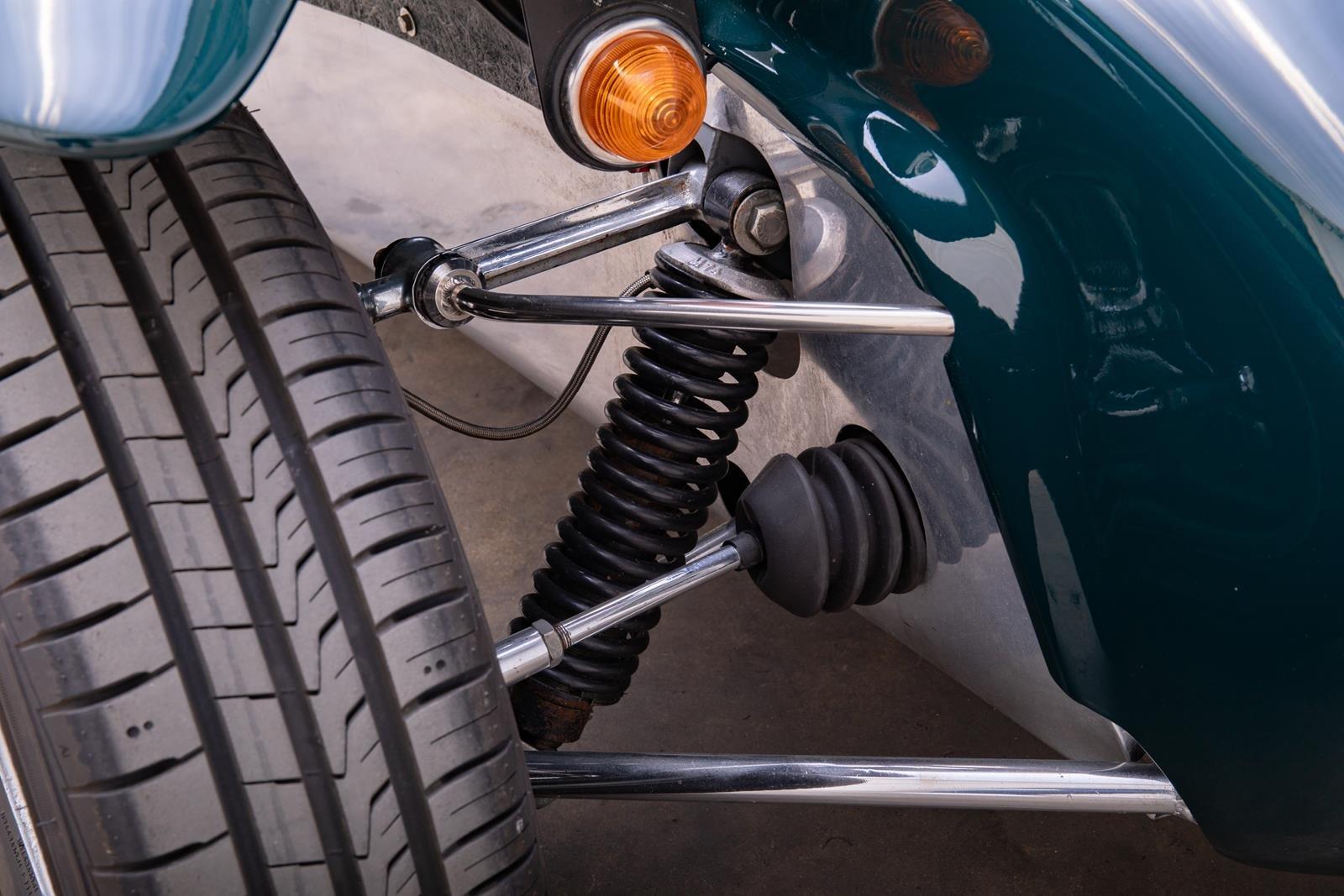 Lotus Super Seven S2 Cosworth 1964 For Sale (picture 3 of 6)