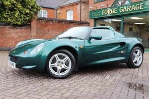 1998 Lotus Elise Sport 160 For Sale
