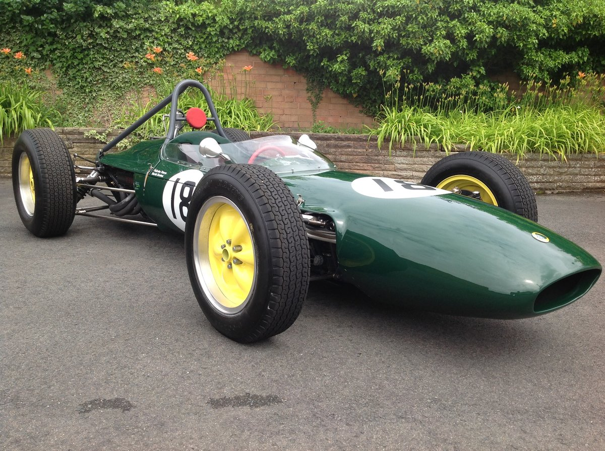 Lotus 24 Formula 1 For Sale (picture 2 of 6)