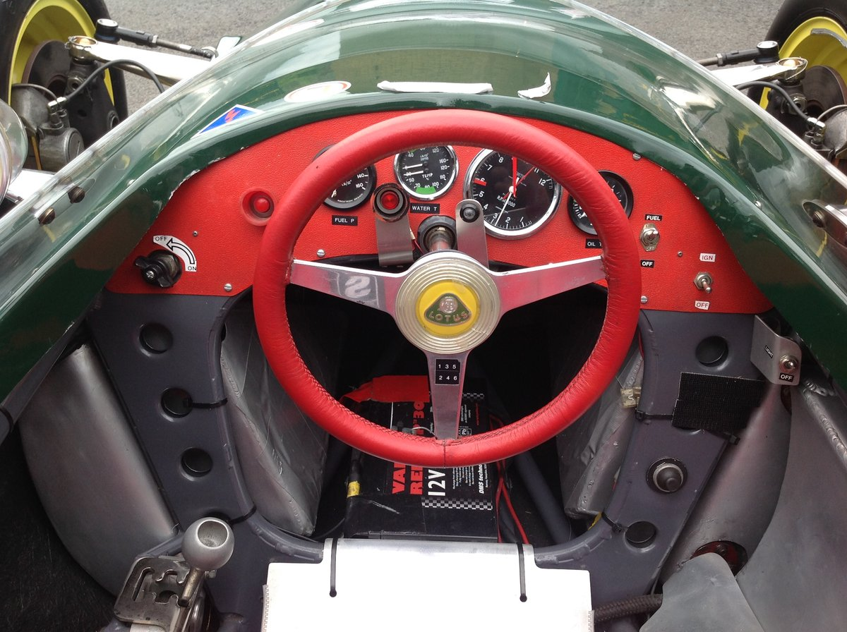 Lotus 24 Formula 1 For Sale (picture 3 of 6)