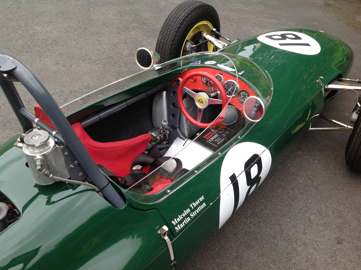 Lotus 24 Formula 1 For Sale (picture 6 of 6)