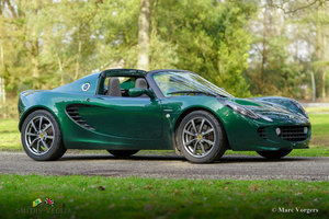 2003 Beautiful Lotus Elise 111S in a pristine condition For Sale