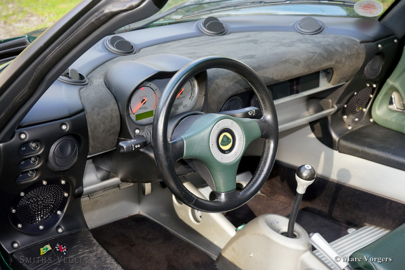 2003 Beautiful Lotus Elise 111S in a beautiful condition For Sale (picture 3 of 6)
