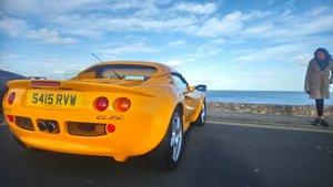 1998 Beautiful S1 Lotus Elise