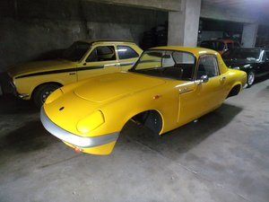 1965 Lotus Elan Coupe S2