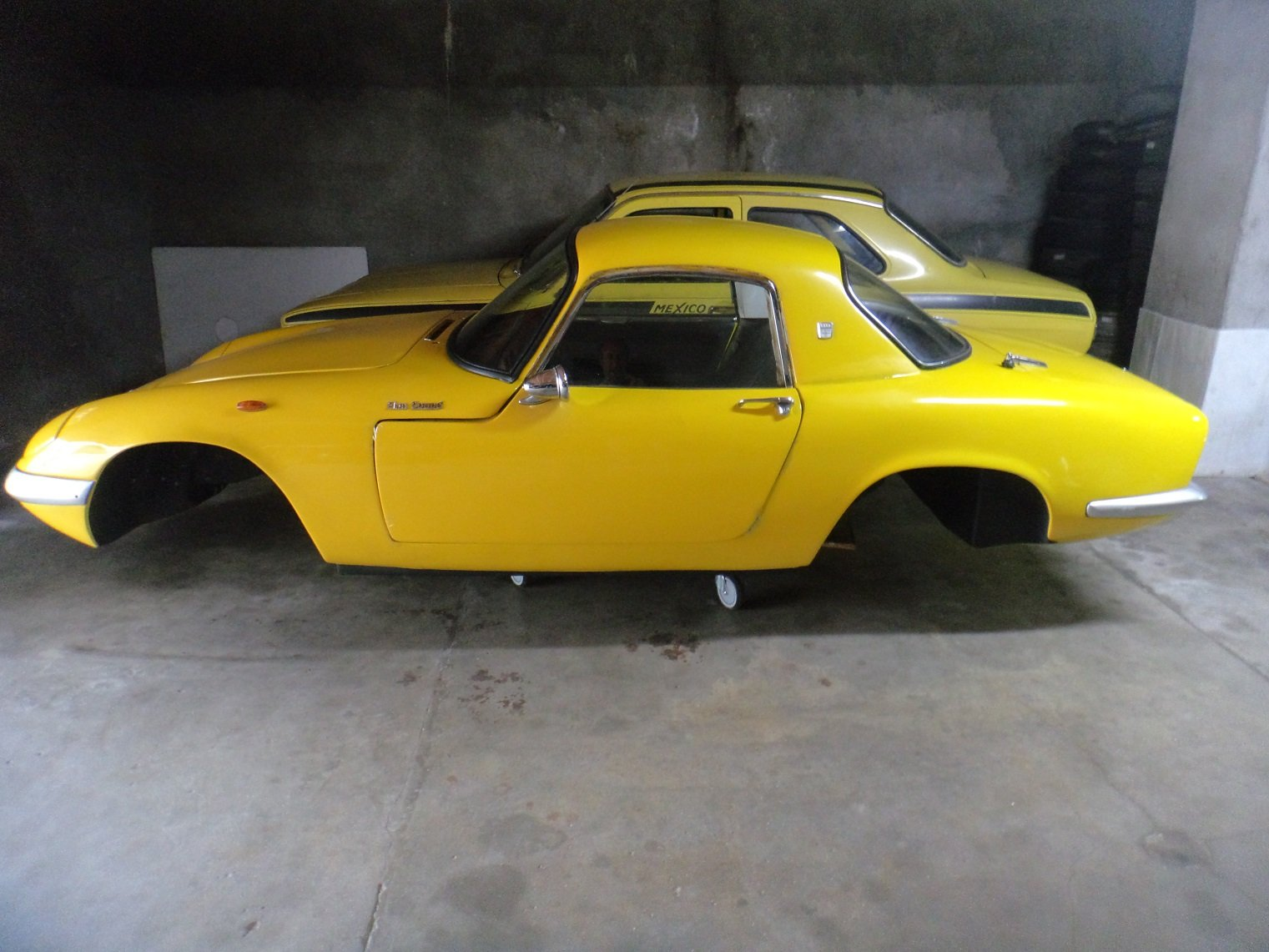 1965 Lotus Elan Coupe S2 For Sale (picture 2 of 6)