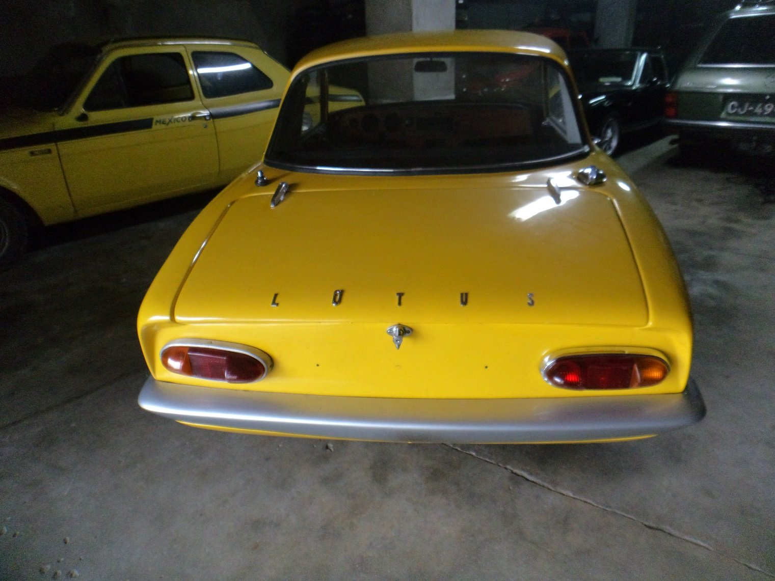 1965 Lotus Elan Coupe S2 For Sale (picture 3 of 6)