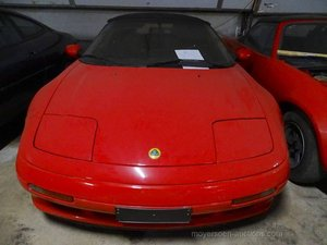 1990 LOTUS Elan Cabrio  For Sale by Auction