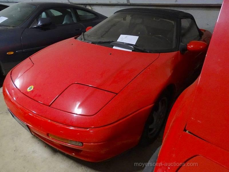 1990 LOTUS Elan Cabrio  For Sale by Auction (picture 2 of 6)